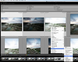 Lightroom Export