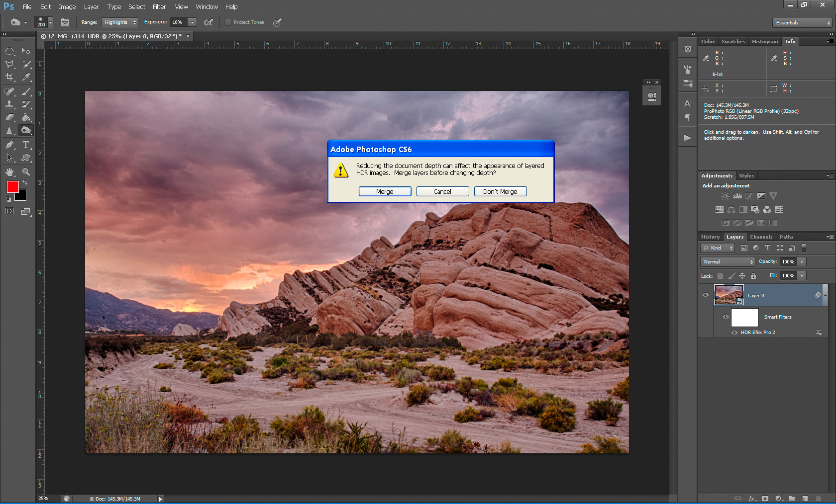 Using Nik Hdr Efex Pro 2 Or Any Filter As A Smart Object In Photoshop