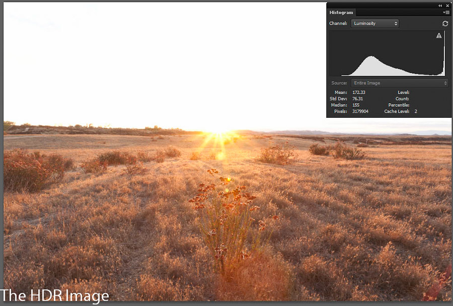 HDR Histograms