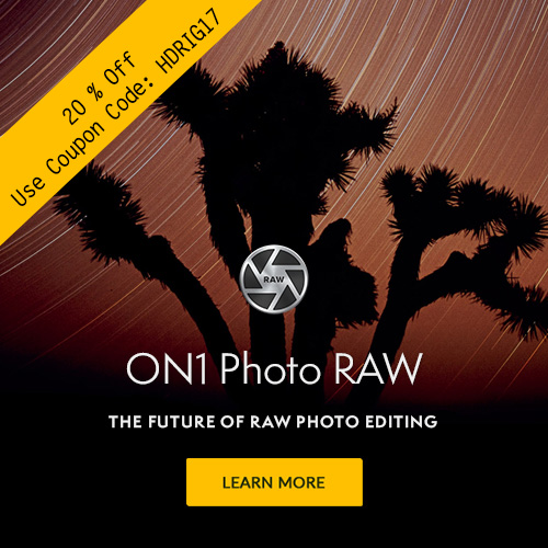 ON1 Photo RAW 2017