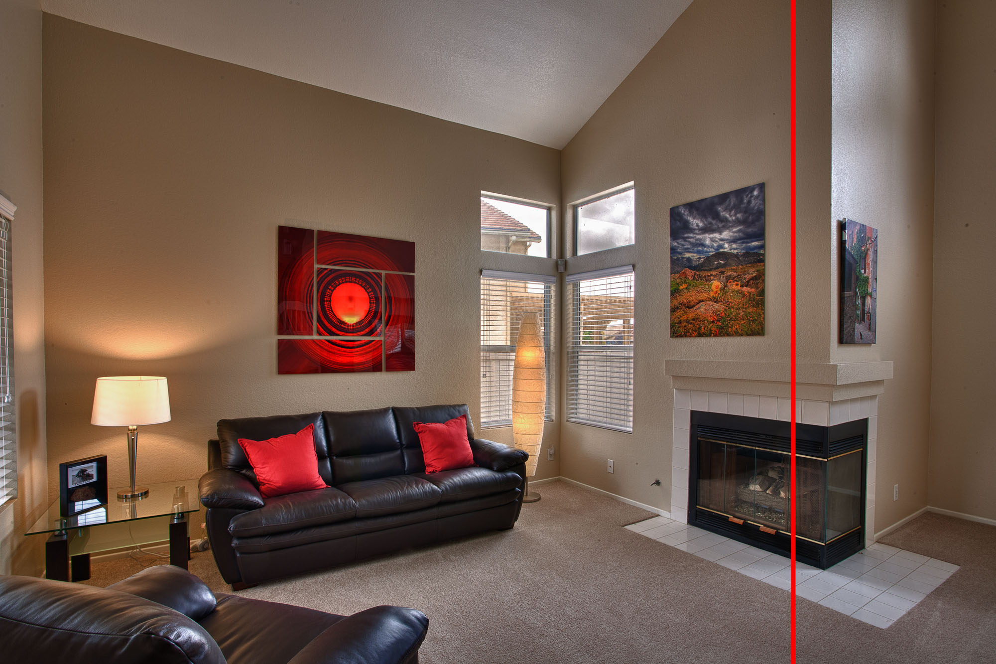 The HDR Image | Lens distortion Correction